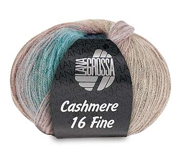 Cashmere 16 Fine degrade 2018